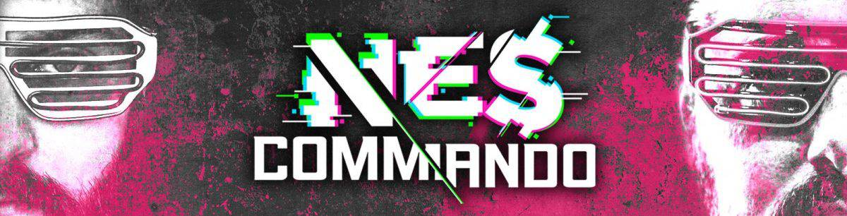NES Commando